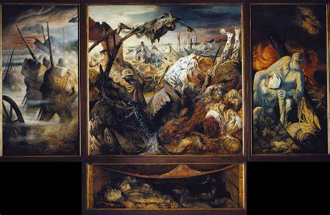 Otto DIX : La Guerre Der Krieg HISTOIRE GEOGRAPHIE