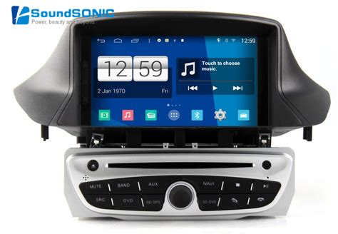 android 4 4 for renault megane 3 iii android 4 4 4 gps navigation
