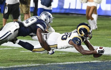 los angeles rams  bubble players   case