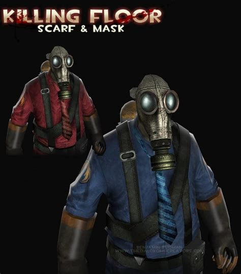 killing floor 2 cosmetics kf styled mask tie for tf2 team fortress 2 gt skins gt all class gt cosmetics gamebanana