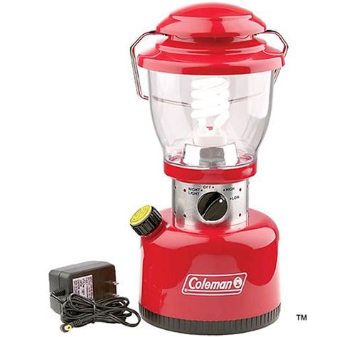 new coleman retro rechargeable battery powered family