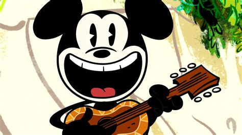 Youtube Old Mickey Mouse Cartoons Ku U Lei Melody A Mickey Mouse Cartoon Disney Shorts