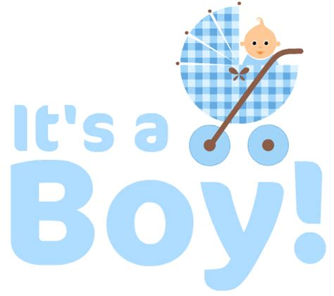 boy letter banner baby shower decoration