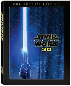 S Edition : star wars the force awakens 3d collector 39 s edition blu ray dated for november thehdroom ~ Gottalentnigeria.com Avis de Voitures