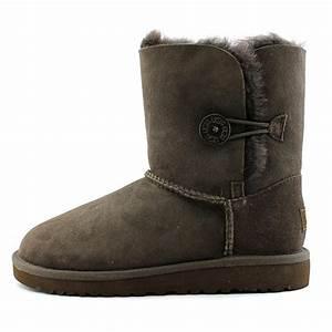 Ugg Boots : ugg australia ugg australia bailey button short youth girls boots ~ Eleganceandgraceweddings.com Haus und Dekorationen