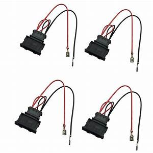 For Vw Seat Passat Golf Polo Radio Stereo Speaker Wire