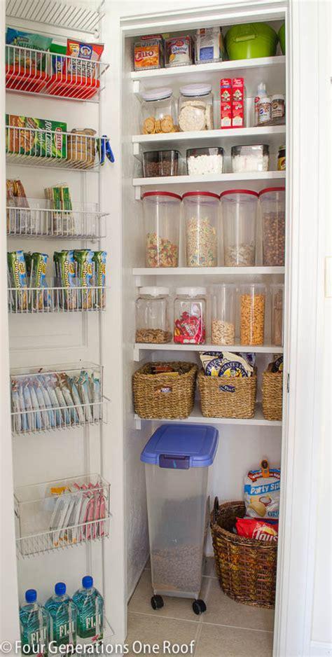kitchen pantry organization ideas 20 kitchen pantry ideas to organize your pantry