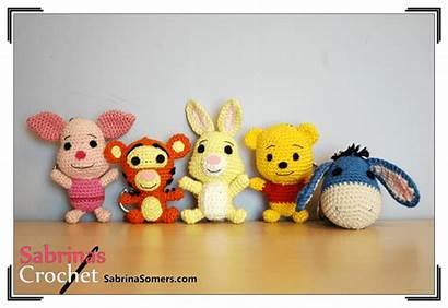 Amigurumi Rabbit Winnie Pooh Crochet Patterns Pattern