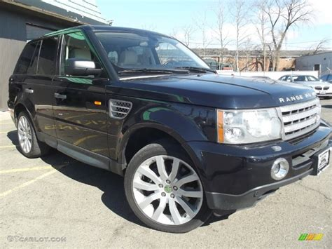 2006 Land Rover Range Rover Sport Supercharged Exterior