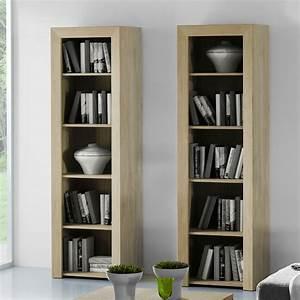 Bibliothèque Moderne Design : biblioth que moderne design brin d 39 ouest ~ Teatrodelosmanantiales.com Idées de Décoration