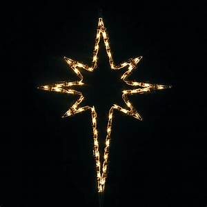 Shop Holiday Lighting Specialists 2 5-ft Small Star Of