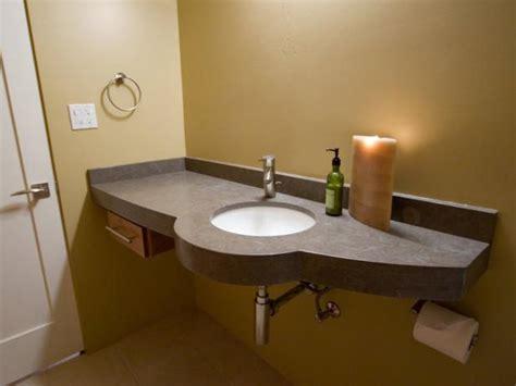 wall mounted kitchen sink wall mount sinks hgtv 6951