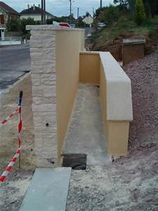 Fondation Pour Portail Coulissant : positionnement des piliers par rapport au portail 24 ~ Dailycaller-alerts.com Idées de Décoration