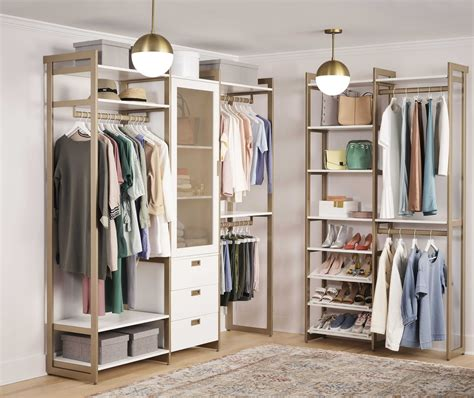 martha stewart just launched a closet and storage