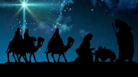 Animated Nativity Wallpaper - nativity background 183