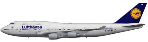 bureau lufthansa lufthansa 747 400 faib fsx ai bureau