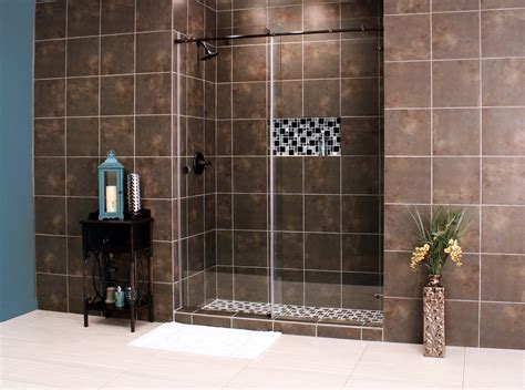 cardinal shower doors shower enclosure skyline series pioneer glass