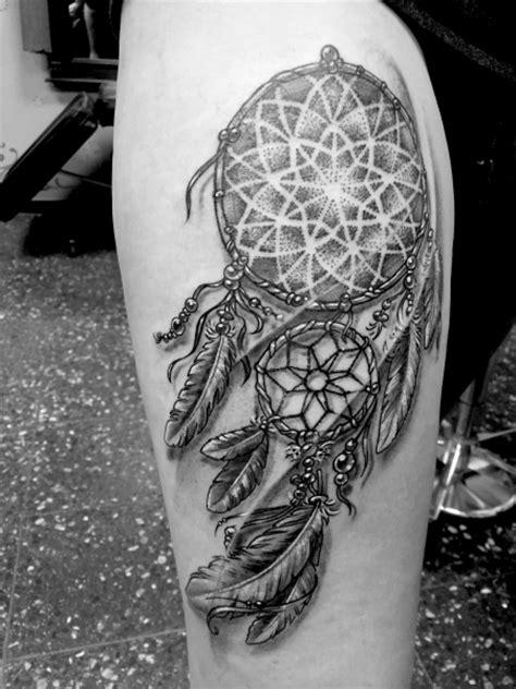 mightyweeny: Dream Catcher   Tattoos von Tattoo-Bewertung.de