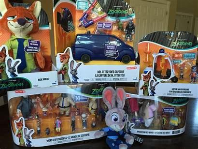 Zootopia Toys Tsum Plush Pen Carrot Trailer