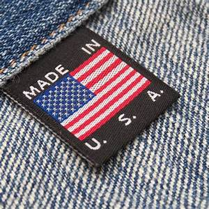 made in usa flag clothing labels black cruz label store With clothing labels usa