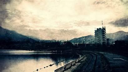 Dark Theme Wallpapers Desktop Background Backgrounds Cities