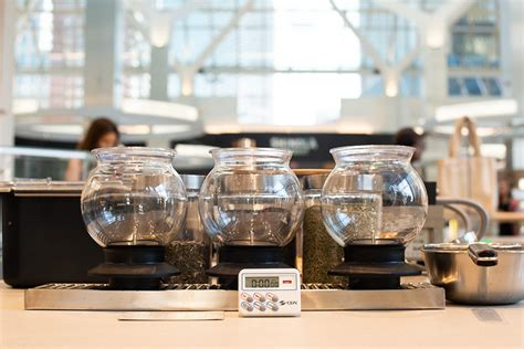 By dana hatic june 27, 2017. Blue Bottle Coffee Opens a Sunny Café Inside the Prudential Center