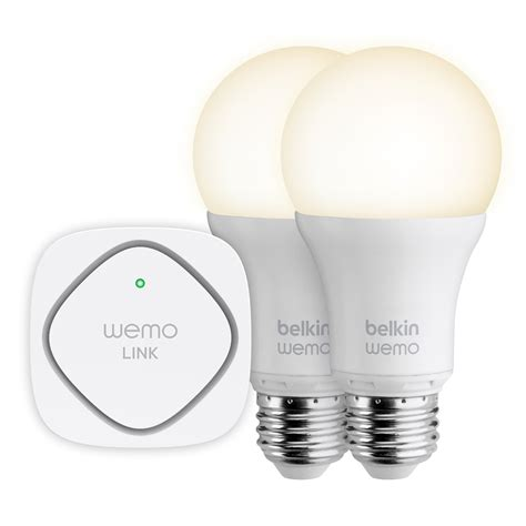 wemo light bulb a bright idea smart light bulbs debut at ces