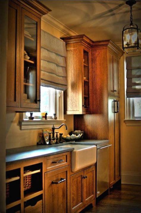 mission style kitchens ideas  pinterest