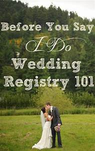 wedding registry 101 the things we would blog With tips on registering for wedding gifts
