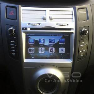 Car Stereo Gps Navigation For Toyota Yaris Auto Multimedia