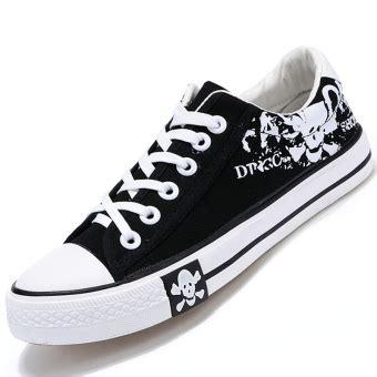 Sepatu Santai Hitam harga pinsv sepatu pria sepatu santai sepatu kets kanvas