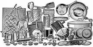 Antique Kitchen Stoveware Assortment | Old Design Shop Blog