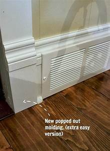 Beautiful DIY Baseboards and Moldings on a Budget The