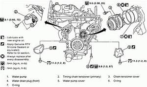 2005 Nissan Xterra Engine Diagram