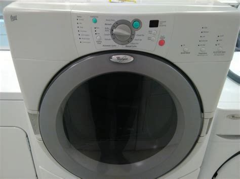 whirlpool duet whirlpool duet dryer appliance exchange