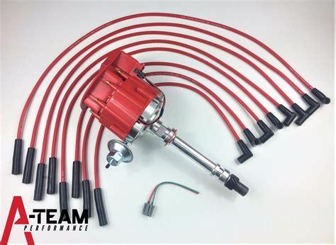 Bbc Chevy Super Hei Distributor Red Spark