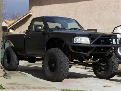 prerunner ranger bumper ford ranger year unknown bumper could use a winch