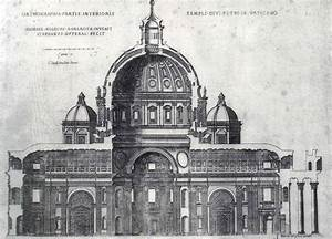 Research Project–Michelangelo's design of New St. Peter's ...