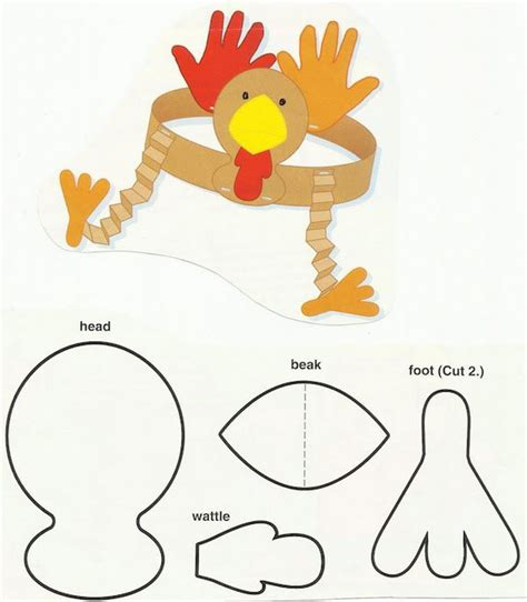 25 unique hat crafts ideas on cheap 760 | 3f16051a4a8bb9cf3045a993f975ae4d thanksgiving hat thanksgiving preschool crafts