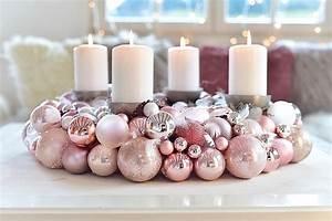 Große Weihnachtskugeln Für Außenbereich : adventskranz aus weihnachtskugeln selber machen ~ Whattoseeinmadrid.com Haus und Dekorationen