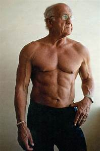 Healthy And Sporty Life Till Senescence  An Elderly Male Bodybuilding
