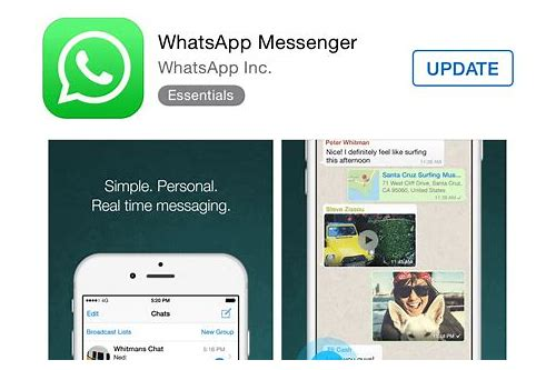 baixar de aplicativo do whatsapp apple gratis