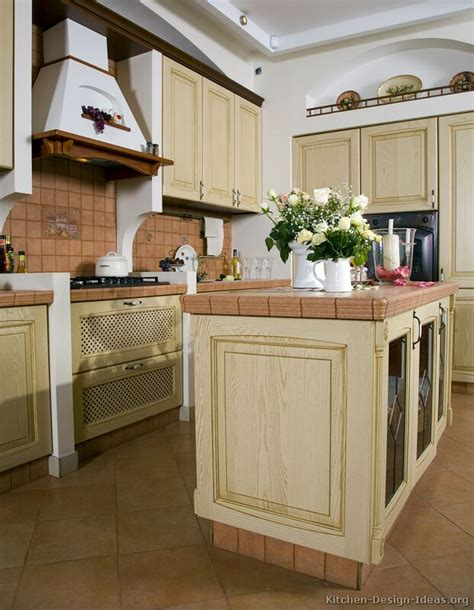 White Wash Cupboards by Pictures Of Kitchens Traditional Whitewashed Cabinets
