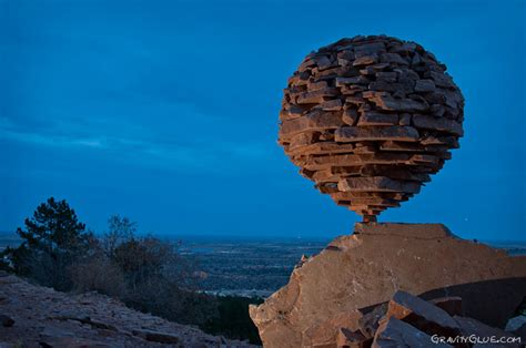 rock balancer the art of rock balancing by michael grab 171 twistedsifter