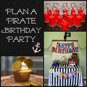 Everything you need to host a perfect Pirate Party!