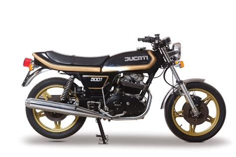 1983 Ducati Gtv 500