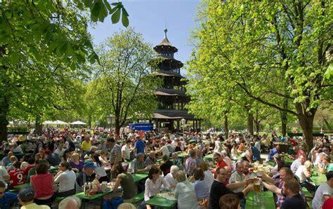 Biergarten, Englischer Garten Am Chinesischen Turm