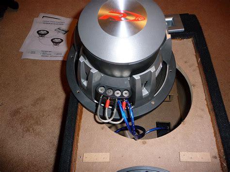 Dvc Sub Wiring Pics Inside Car Audio Forumz The