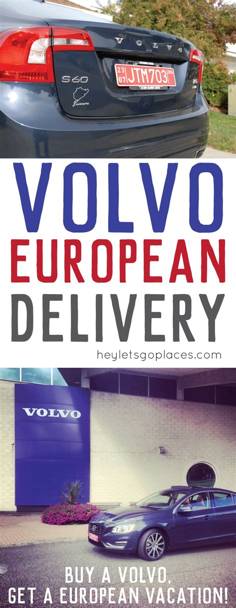 European Delivery Volvo by The Volvo European Delivery Program