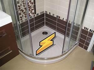 Comment Poser Un Receveur Extra Plat En Resine : fixation d un receveur de douche ne commettez pas cette ~ Dailycaller-alerts.com Idées de Décoration